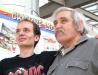 """Michal """"Medium"""" Erben a Ladislav Badalec"""