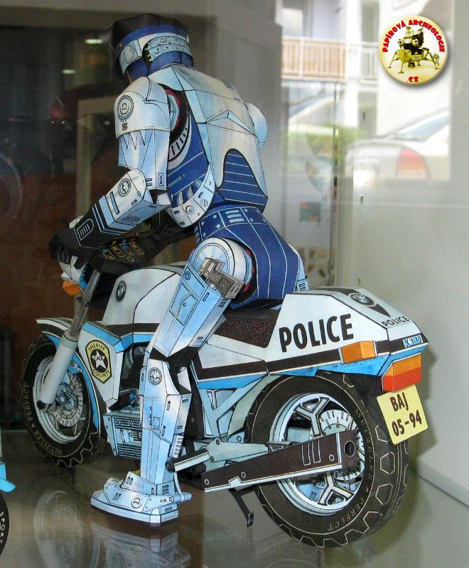 AB-Cop a BMW K 100