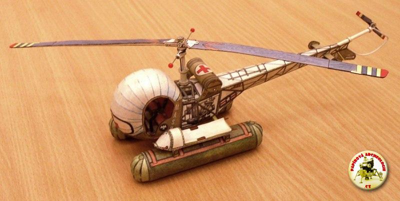 """Bell 47 G/H-13 """"Sioux"""" (M.A.S.H.)"""