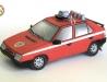 Škoda Favorit 136 L - hasiči