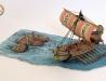 Egyptská obchodní loď (královny Hatšepsovet)
