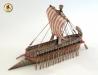 Fénická válečná loď - diéra