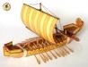 Egyptská plachetnice z flotily královny Hatšepsóvet