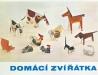 Domácí zvířátka – 1. vyd.  – 1975