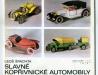 Slavné kopřivnické automobily – 2. vyd. – 1981