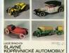 Slavné kopřivnické automobily – 1. vyd. – 1973