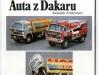 Auta z Dakaru