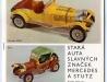 Stará auta slavných značek – 1. vyd. – 1971