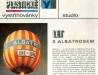 Let s Albatrosem – 1984