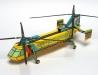 Experimentální dvourotorový vrtulník (Jak 24)