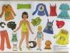 Zuzanka a jej bábiky - Jeseň