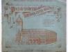 Pražské historické Kotrbovy archy skládací (modelovací)