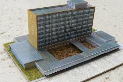 Budova ředitelství Unichem