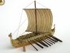 Drakkar - válečná loď Vikingů