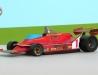Ferrari 312 T5 - Mini Auto Sprint