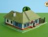 Hliněný dům z Moravy