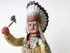 Indiánský bojovník