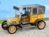 Laurin & Klement Taxi GDV 1909, typ Petrohrad