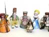 Krojované figurky Richarda Vyškovského