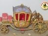 Korunovačný kočiar ruskej cárovnej Kataríny II.