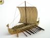 Drakkar – válečná loď Vikingů
