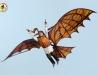 Létající stroj Leonarda da Vinci
