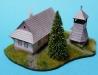 Ľudové stavby z Vlkolínca