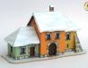 Zasnežené domčeky