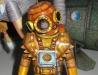 Potápěč z posádky kapitána Nema