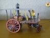 Koněspřežná parní hasičská stříkačka