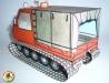 Sněžné vozidlo Lavina PL 800Z
