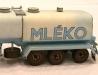Mlékárenská cisterna NC 31 23 22 pro tahač Škoda-LIAZ 100.47