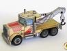 Speciální transportér betonových bloků