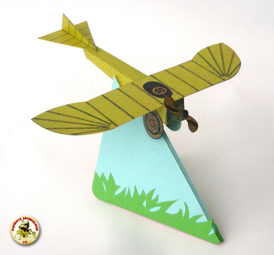 Letadlo (Flugmaschine)
