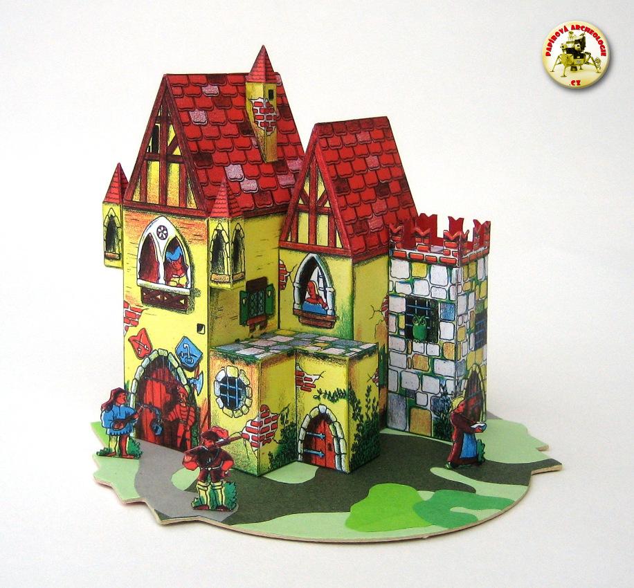 Středoveký hrad
