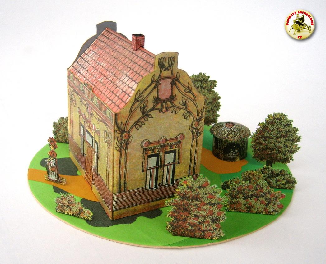 Vila s altánem