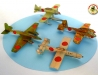 Letadla - Japonsko