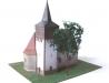 Kostel Stětí sv. Jana Křtitele, Skramníky