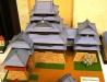 Japonský hrad Matsumoto