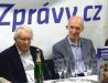 Křest knihy PA2 – Království železnic, Praha, 25. 10. 2016