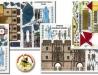 Pražské kulturní památky na pohlednicích