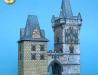 Karlův most - malostranské mostecké věže
