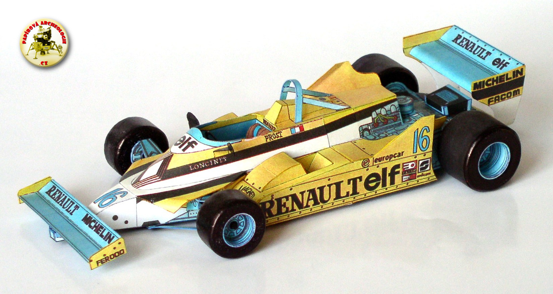 Renault Turbo RE 30