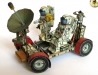 Lunar Roving Vehicle s astronauty