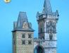 Karlův most – malostranské mostecké věže – pohlednice 10