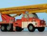 Vysokozdvižná požární plošina PP 27-1 T148