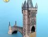 Karlův most – Staroměstská mostecká věž – pohlednice 2