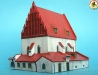 Staronová synagoga – pohlednice 1
