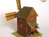 Větrný mlýn ze Slezska