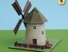 Větrný mlýn – pokladnička